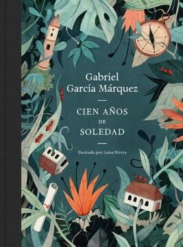 portada Cien Años de Soledad (Edición Ilustrada)