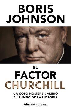 portada El Factor Churchill