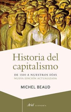 portada Historia del Capitalismo