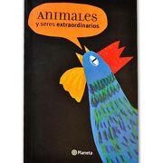 Animales y Seres Extraordinarios: Una Antología be - Varios Autores - Planeta Lector
