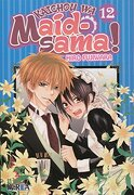 Kaichou wa Maid-Sama! 12 (Comic) - Hiro Fujiwara - Editorial Ivrea