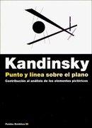 Punto y Linea Sobre el Plano - Vasili Kandinsky - Paidos