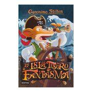 La Isla del Tesoro Fantasma - Geronimo Stilton