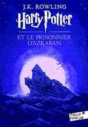 Harry Potter, Iii: Harry Potter et le Prisonnier D'azkaban (Folio Junior) (libro en Francés) - J. K. Rowling - Gallimard