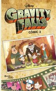 Gravity Falls Comic 3 - Disney - Planeta