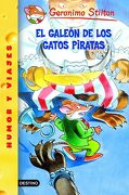 El Galeón de los Gatos Piratas - Geronimo Stilton - Destino