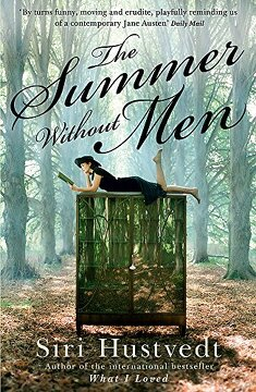 portada Summer Without men (libro en Inglés)