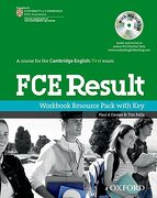 Fce Result: Workbook Resource Pack With key (libro en Inglés) - Paul A. Davies; Tim Falla - Oxford University Press