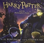Harry Potter and the Philosopher's Stone (Harry Potter 1) (libro en Inglés) (Audiolibro) - Joanne K. Rowling - Bloomsbury Childrens Books