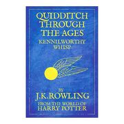 Quidditch Through the Ages (libro en Inglés) - J.K. Rowling - Bloomsbury Publishing Plc