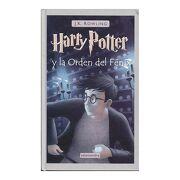 Harry Potter y la Orden del Fenix - J. K. Rowling - Salamandra