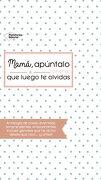 Mamá, Apúntalo (Ahora) que Luego te Olvidas - Plataforma Editorial - Plataforma Editorial