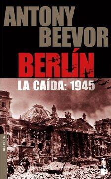 portada Berlín. La Caída: 1945