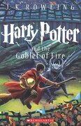 Harry Potter and the Goblet of Fire (Book 4) (libro en Inglés) - J. K. Rowling - Harry Potter