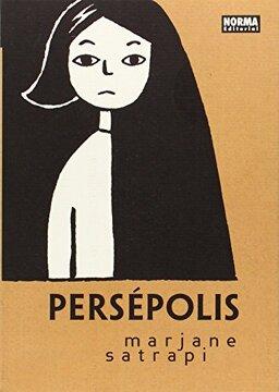 portada Persépolis ed Bolsillo Castellano Nueva Portada (Comic Europeo (Norma))