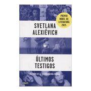 Ultimos Testigos - Svetlana Alexievich - Debate