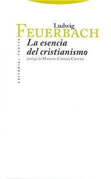 portada La Esencia del Cristianismo