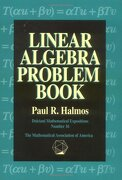 Linear Algebra Problem Book (Dolciani Mathematical Expositions) (libro en Inglés) - Paul R. Halmos - The Mathematical Association Of America
