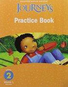 Journeys, Grade 2 Practice Book Consumable,Houghton Mifflin Journeys (libro en inglés) - Houghton Mifflin Harcourt Publishing Company - Houghton Mifflin School
