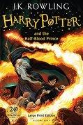 Harry Potter and the Half-Blood Prince (libro en Inglés) - J K Rowling - Bloomsbury