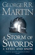 A Storm of Swords: Part 1 Steel and Snow (a Song of ice and Fire, Book 3) (libro en Inglés) - George R.R. Martin - Harper Collins Publ. Uk