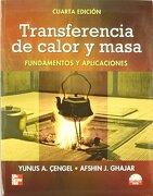 Transferencia de Calor y Masa Fundamentos y Aplicaciones [Mar 30, 2011] Cengel, Yunus and Ghajar, Afshin - Cengel - Mcgraw-Hill