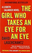 Girl who Takes an eye (libro en Inglés) - David Lagercrantz - Penguin Random House Usa Ex Mm