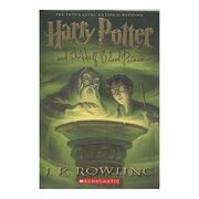 Harry Potter and the Half-Blood Prince (libro en Inglés) - J. K. Rowling - Scholastic
