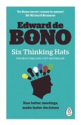Six Thinking Hats (libro en Inglés) - Edward De Bono - Penguin Life