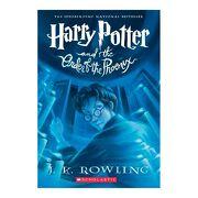 Harry Potter and the Order of the Phoenix (libro en Inglés) - J. K. Rowling - Scholastic Paperbacks