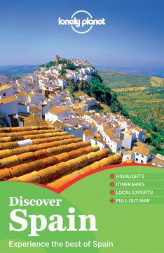 portada Lonely Planet Discover Spain (Lonely Planet Travel Guide) (libro en Inglés)