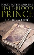 Harry Potter and the Half-Blood Prince: Adult Edition: 6 (libro en Inglés) - Rowling J K - Bloomsbury Publishing Plc