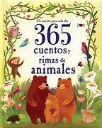 365 Cuentos y Rimas de Animales - Varios Autores - Parragon