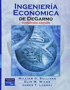 Ingeniería Económica de Degarmo, 12Ed - William G. Sullivan - Prentice Hall