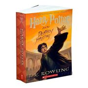 Harry Potter and the Deathly Hallows (libro en Inglés) - J. K. Rowling - Scholastic