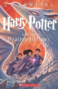 Harry Potter and the Deathly Hallows (Book 7) (libro en Inglés) - J. K. Rowling - Scholastic Inc.