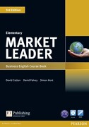 Market Leader 3rd Edition Elementary Coursebook & Dvd-Rom Pack (libro en inglés) - David Cotton - Pearson