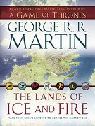 The Lands of ice and Fire (a Game of Thrones): Maps From King's Landing to Across the Narrow sea (a Song of ice and Fire) (libro en Inglés) - George R. R. Martin - Random House Lcc Us