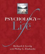 Studyguide for Psychology and Life by Richard j. Gerrig, Isbn 9780205685912 (libro en Inglés) - Richard J. Gerrig; Philip G. Zimbardo - Pearson