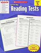 Scholastic Success With Reading Tests, Grade 5 (Scholastic Success With Workbooks: Tests Reading) (libro en Inglés) - Scholastic - Scholastic Teaching Res