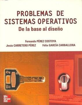 portada Problemas de Sistemas Operativos: De la Base al Diseño