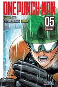 One Punch-Man 05 - One,Yusuke Murata - Editorial Ivrea