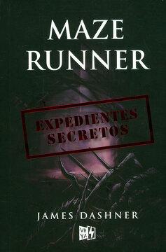 portada Maze Runner. Expedientes Secretos