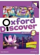 Oxford Discover: 5: Workbook With Online Practice (libro en Inglés) - Schwartz June - Oxford University Press