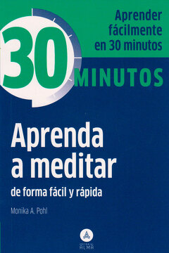 portada Aprenda a Meditar de Forma Facil y Rapida en 30 Minutos