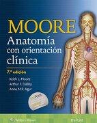 Anatomía con Orientación Clínica - Keith L. Moore,Arthur F. Dalley Ii,Anne M. R. Agur - Lippincott
