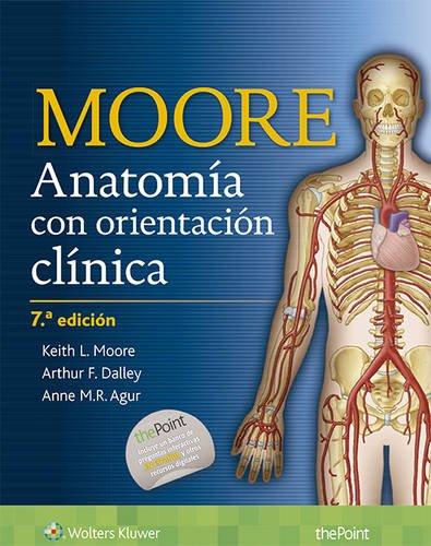Anatomía con orientación clínic; moore