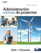 Administracion Exitosa de Proyectos - Jack Gido - Cengage Learning