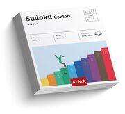 Sudoku Confort. Nivel 4 (Cuadrados de Diversión) - Varios Autores - Alma