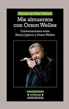 portada Mis Almuerzos con Orson Welles
